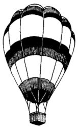 Hot Air Balloon M3213