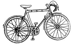 Bicycle M3228