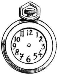 Pocket Watch N4414