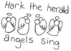 Hark the herald angels sing R5267