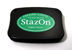 StazOn Eden Green SZ53