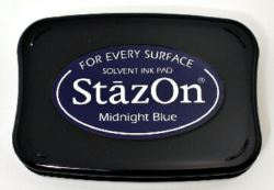StazOn Midnight Blue SZ62