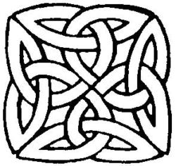 Celtic Square ZC1540
