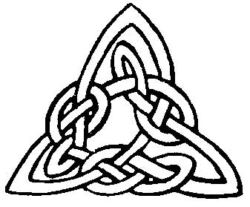 Celtic Triangle ZC1542