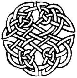 Celtic Circle ZC1543