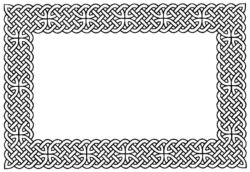 Celtic Border ZC1579